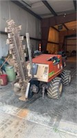 Ditch Witch Trenching & Boring Equipment