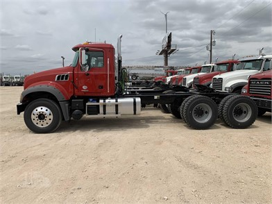 Mack Granite 64ft Trucks For Sale 50 Listings Truckpaper Com