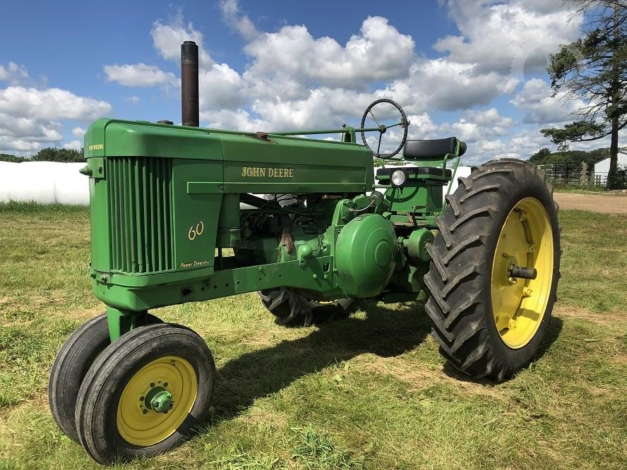 [SCHEMATICS_48IU]  AuctionTime.com | 1955 JOHN DEERE 60 Online Auctions | John Deere 60 Tractor Wiring For Model A |  | AuctionTime.com