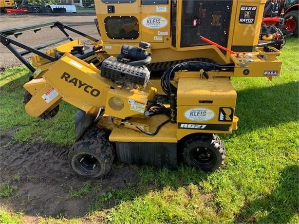 RAYCO Wheel Stump Grinders Logging Equipment For Sale - 74