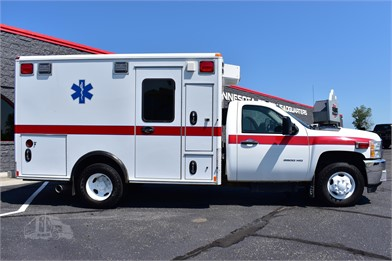 Ambulance For Sale - 15 Listings | TruckPaper com - Page 1 of 1