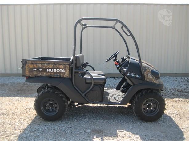 KUBOTA Utility Vehicles For Sale - 1308 Listings