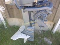 Evinrude 6 HP Outboard