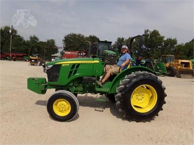 JOHN DEERE 5075E For Sale - 212 Listings | TractorHouse com - Page 1