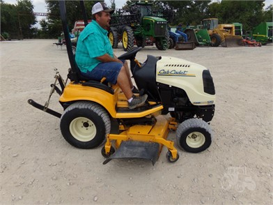 CUB CADET Less Than 40 HP Tractors For Sale - 19 Listings