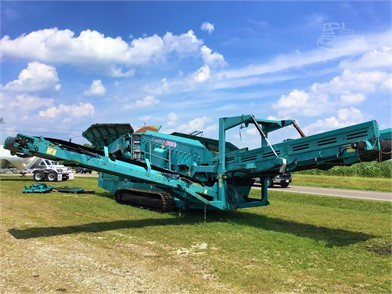 POWERSCREEN Construction Equipment For Sale - 576 Listings