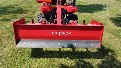Titan Implement Blades/Box Scraper Attachments For Sale - 1