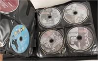 Binder Full Of Simpsons Dvds Multiple Seasons