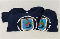 2 New Pasadena Shitshow 2013 T-shirts