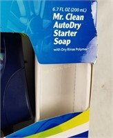 Mr. Clean Auto Dry Carwash System