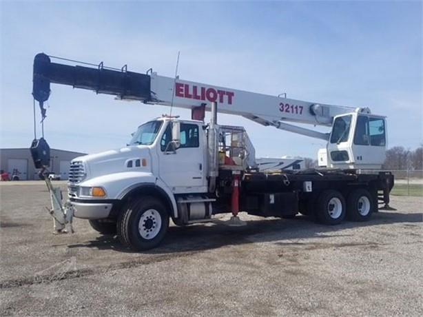 ELLIOTT Boom Truck Cranes For Sale - 100 Listings