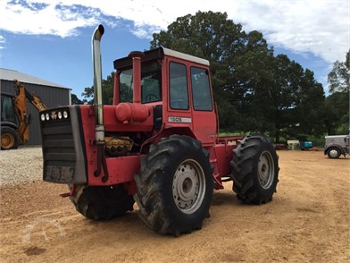 MASSEY-FERGUSON 175 HP To 299 HP Tractors Auction Results