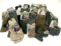Designer Outerwear, Sock & Flip Flop Inventory