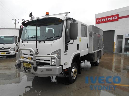 2010 Isuzu NPS 300 4x4 Iveco Sydney  - Trucks for Sale