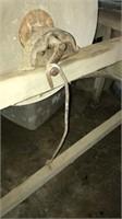 Whetstone grinding wheel