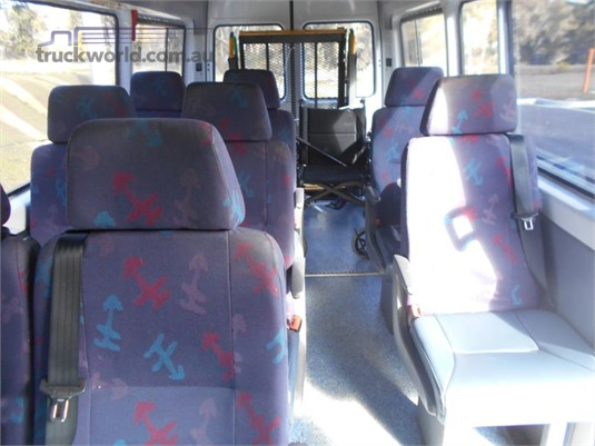 2000 Mercedes Benz Sprinter Bill Slatterys Truck & Bus Sales - Buses for Sale
