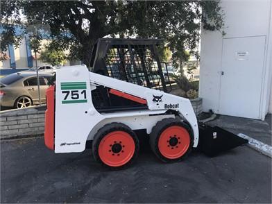 BOBCAT 751 For Sale - 9 Listings | MachineryTrader com