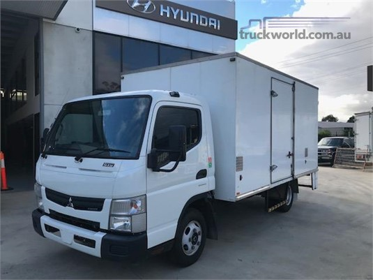 2012 Fuso Canter 515 Duonic Adelaide Quality Trucks & AD Hyundai Commercial Vehicles - Trucks for Sale