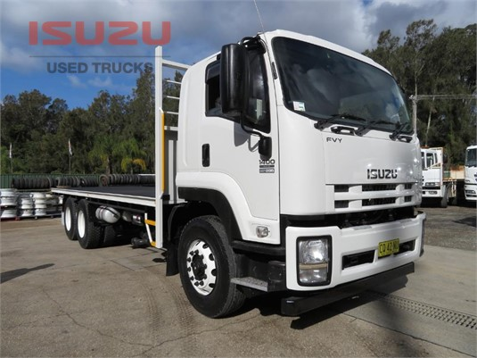 2010 Isuzu FVZ 1400 Auto Used Isuzu Trucks - Trucks for Sale