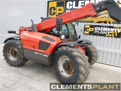 MANITOU Plant Equipment For Sale - 1150 Listings | MachineryTrader on