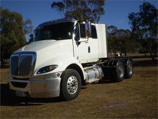 2017 International ProStar Black Truck Sales - Trucks for Sale