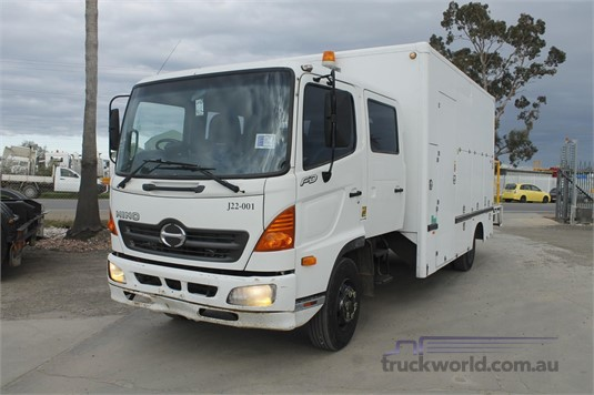2003 Hino 500 Series 1124 FD - Trucks for Sale