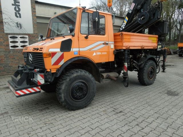 Mercedes Benz Unimog: new or used trucks for sale
