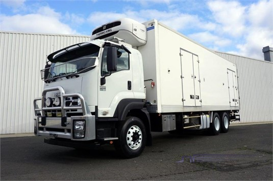 2013 Isuzu FXL 1500 - Trucks for Sale
