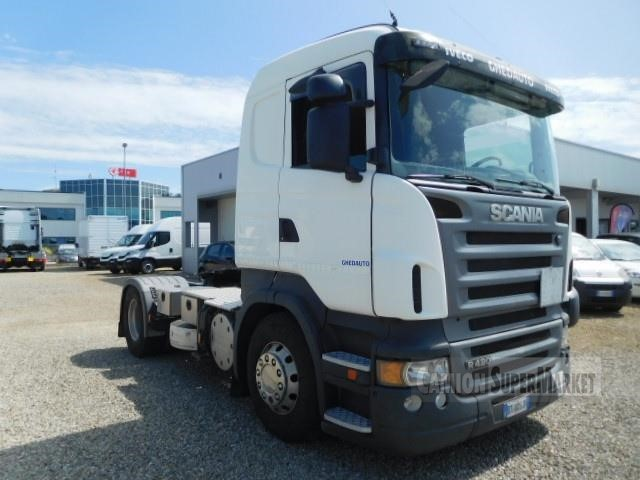 Scania R420 Second-hand