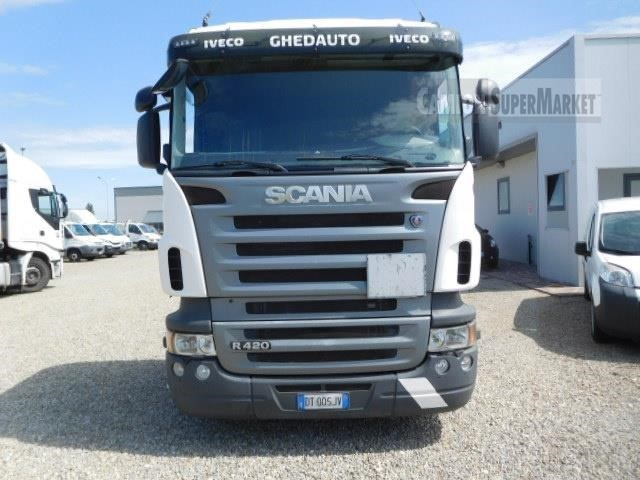Scania R420 Uzywany 2008 Emilia-Romagna