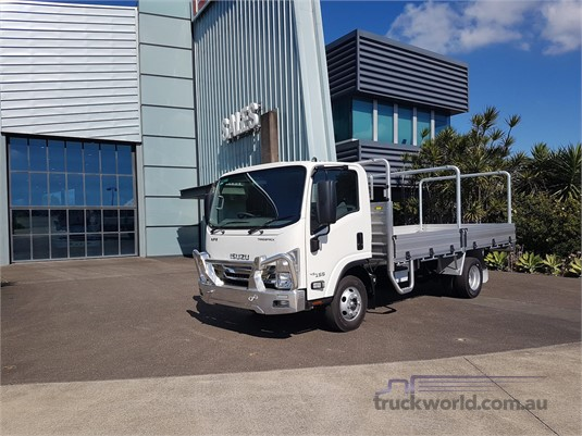 2019 Isuzu NPR 45 155 MWB Tradepack Trucks for Sale