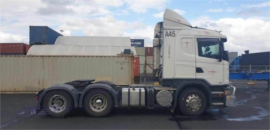 2015 Scania G480 - Trucks for Sale