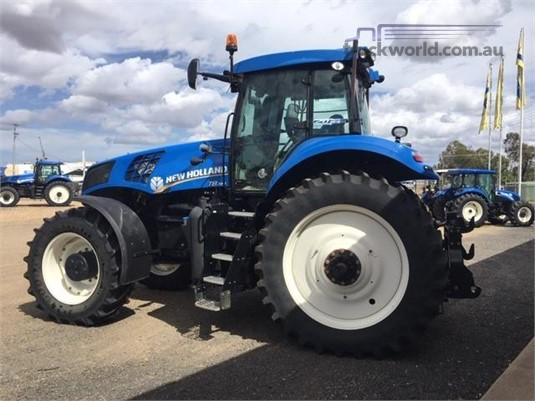 2015 New Holland T8.390 Black Truck Sales - Farm Machinery for Sale