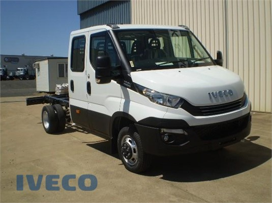 2018 Iveco Daily 50C21 Iveco Trucks Sales - Trucks for Sale