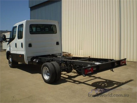 2018 Iveco Daily 50C21 Black Truck Sales - Trucks for Sale