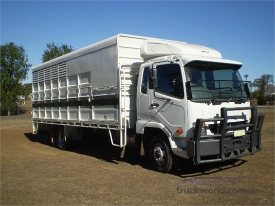 2016 Fuso FK600 Black Truck Sales - Trucks for Sale
