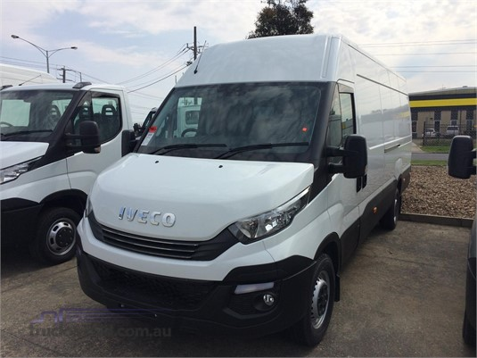 2017 Iveco Daily 35s17 16m3 - Light Commercial for Sale