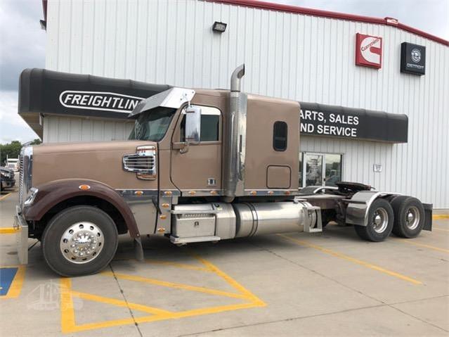 Freightliner Columbus Ne >> 2013 Freightliner Coronado 132 For Sale In Columbus Nebraska