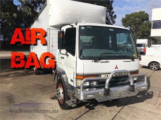 1998 Fuso Fighter 10 Southern Star Truck Centre Pty Ltd - Trucks for Sale