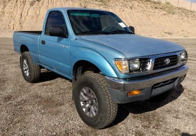 1997 Toyota Tacoma | Apple Towing Co