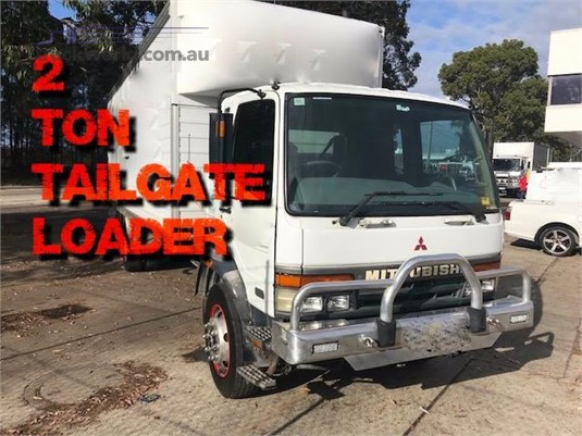 1995 Fuso Fighter FK617 Southern Star Truck Centre Pty Ltd - Trucks for Sale