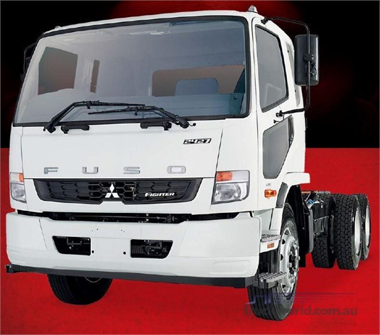 Fuso Fighter FN 6x4 2427 Steel Susp. SWB 6 Sp. Auto