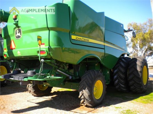 2014 John Deere S670 Ag Implements - Farm Machinery for Sale