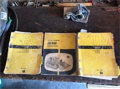 JD 450 DOZER MANUALS Other Items For Sale - 1 Listings