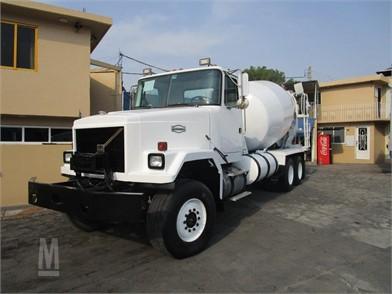 VOLVO Mixer Trucks / Asphalt Trucks / Concrete Trucks For