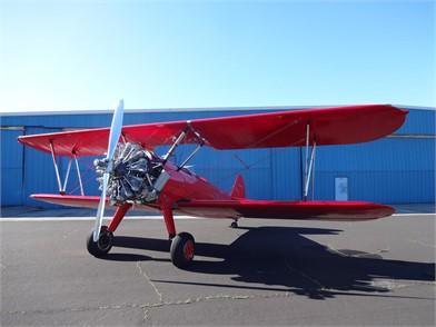 BOEING/STEARMAN Piston Single Aircraft For Sale - 10