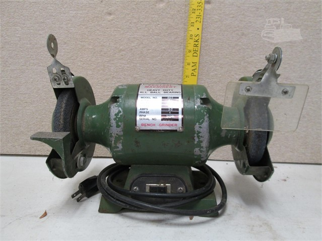 Astonishing A 1 3 Bench Grinder Central Machinery For Sale In Fremont Andrewgaddart Wooden Chair Designs For Living Room Andrewgaddartcom