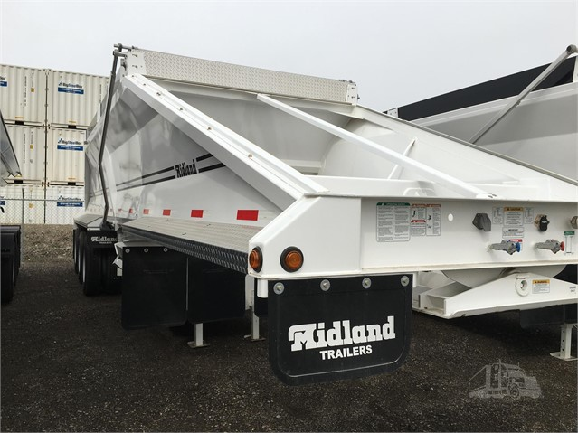 Trailers For Sale Calgary >> 2018 Midland Tc3000 Belly Dump For Sale In Calgary Alberta