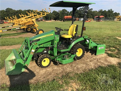 JOHN DEERE 1026R For Sale - 56 Listings | TractorHouse com - Page 1 of 3