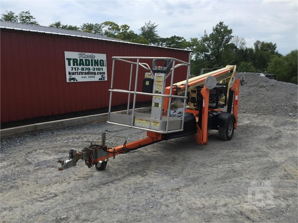 JLG Towable Boom Lifts For Sale in Pennsylvania - 9 Listings